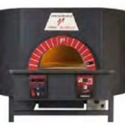 MORETTI FORNI ROTATING SERIES - R120 9 30CM CAPACITY PIZZA OVEN WOODFI