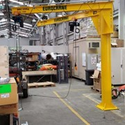Eurocrane Special Purpose and Customised Jib Cranes