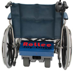 Bariatric Battery Powered Wheelchair | Rollee