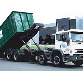Roll-On Roll-Off System - Bulk Containers
