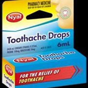 Toothache Drops - Nyal 6ml | Oral Care