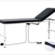 Examination Couch | Adjustable Height with Electric Backrest ME220