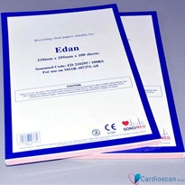 ECG Paper for Edan | MS1R-107371-A0