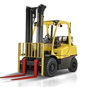 IC Warehouse Diesel or LPG Forklift | H4.0-5.5FT Series