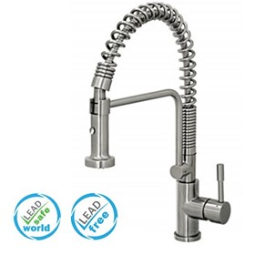 Lead Free Tapware & Shower | AAH WELS Lever Sink Mixer MX10
