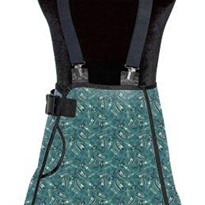 Radiation Protection Skirts | Standard Skirt With Suspenders