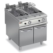 Double Pan Electric Deep Fryer | 90FRI/E820 2 X 20L