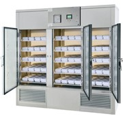 Arrowsmith & Grant 3-Door Blood Refrigerator | AG308BP