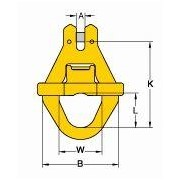 KITO PWB | Gr8 Clevis Container Link