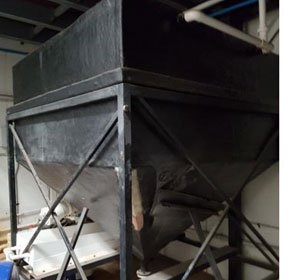 Used Storage Tank | Sludge Collection Tank