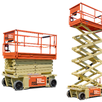 One Day Scissor Lift Course