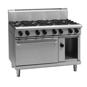 Gas Range Electric Convection Oven | 1200mm RN8810GEC