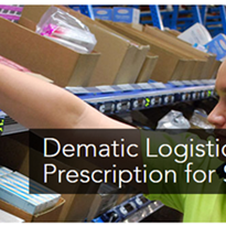 Dematic logistics upgrade a prescription for success at Sigma
