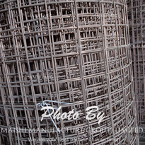 Hot Dipped Galvanized Welded Square Hole Wire Mesh