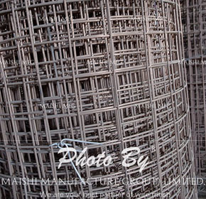 Fence Welded Square Hole Wire Mesh