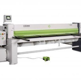 Sheet Metal Shear | Cidan Evo