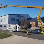 OMME® 1800RXJ Spider Lift