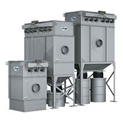 Self Contained RJP Dust Collector | BDC Series