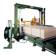 Strapping Machines for MDF, Chipboard and Wood | Itipak MOD. VKE