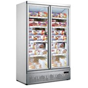Double Door Supermarket Freezer | LG-1000GBMF
