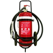 Mobile Dry Powder Fire Extinguisher - 25 kg