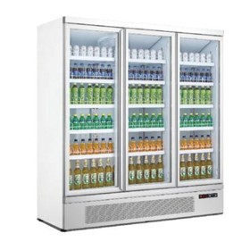 Austune Mini Mart Fridge 1800 Fridge - AGRR210-A