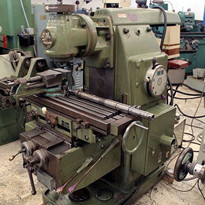 Pacific Milling Machine (with Turret Head) |  FU2-LAC
