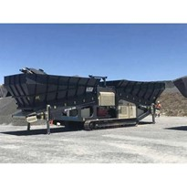 Track Conveyor | BP1200-9TBB - Mobile Blender