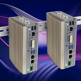 Fanless Computers with PoE and USB3.0 | POC-300 Series