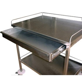 Mortuary Instrument Table