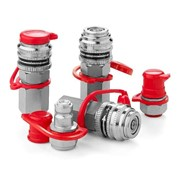 Couplings & Nipples I Series 115, High-Flow, 80 MPa
