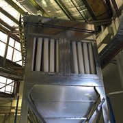 Ezi-Duct helps step up production with Dust Collector & Spray Booths