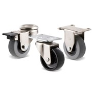 L Series Light Duty Castors 30kg capacity each