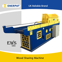 Wood Shaving Machine - EWS-37 - Enerpat Group UK