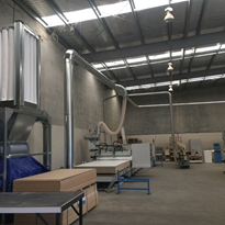 Kitchen Club's Aussie-made Dust Collection Solution