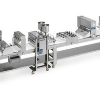 Tekno Stamap Pastry Line/Production Makeup Line