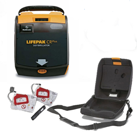AED Defibrillator | LIFEPAK CR PLUS