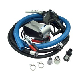 Fuel Pump | 24V Electric Diesel Pump Kit Auto Nozzle