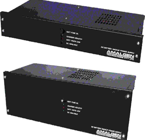 Compact 12Vdc Nominal DC Battery Back-Up UPS | Amalgen