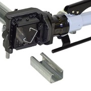 Stainelec Introduces the New M-400 Manual Hydraulic Strut Cutter