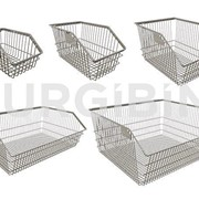 Wire Bins and Wire Baskets