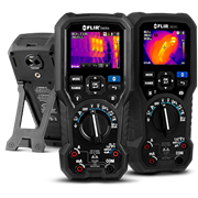 Industrial Imaging Multimeters with IGM™ | FLIR DM284/ DM285