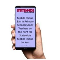 Responding to the Mobile Phone Ban in Primary Schools: Wall Mountable Mobile Phone Lockers Make it Easy