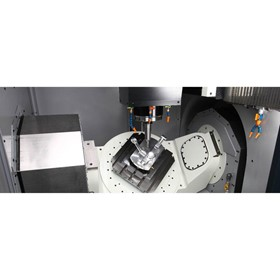 CNC Vertical Machining Center | 5-Axis