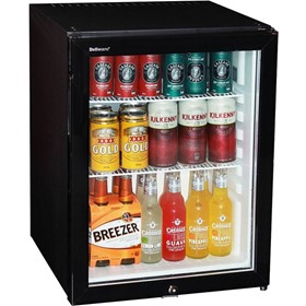 Silent 60Litre Motel Mini Bar Fridge | DW60T