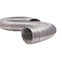 Semi Rigid Ducting | 200mm Diameter – 3m Length