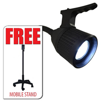 Q3 Mobile LED Examination Lamp | FREE MOBILE STAND | MINKSQ3