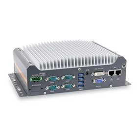 Fanless Rugged Embedded  Computer | Nuvo-7505D