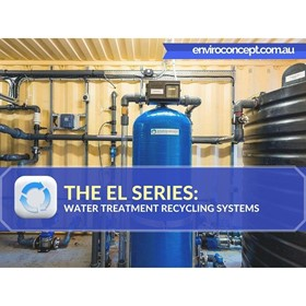Water Treatment Recycling | EL Series