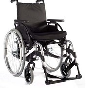 Breezy BasiX Lightweight 2-Folding Wheelchair